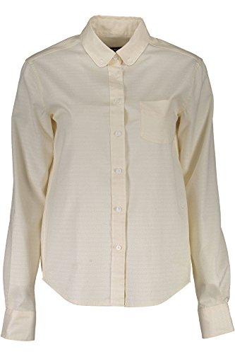 Gant 1403 Camicia Maniche 432092 130 Lunghe Donna Beige qqrTw