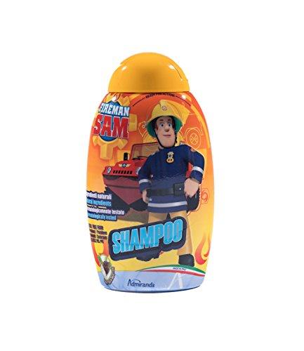 Feuerwehrmann Sam Jungen Shampoo - gelb -
