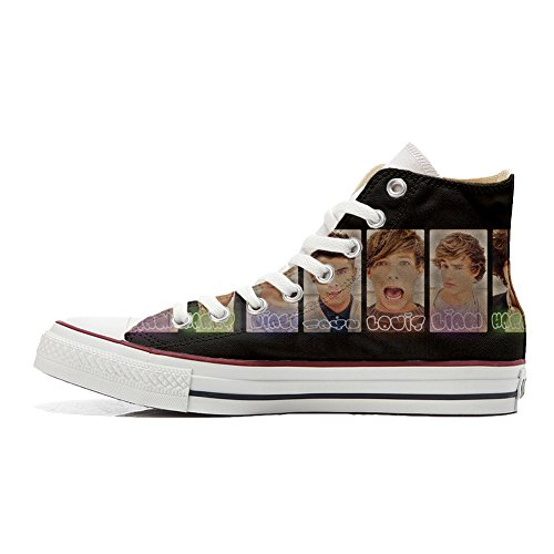 Star One Chaussures Coutume Converse All produit Direction artisanal Sqzn8H