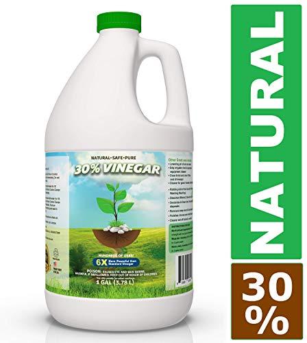 (30% Pure Vinegar - Home&Garden (1 Gallon))