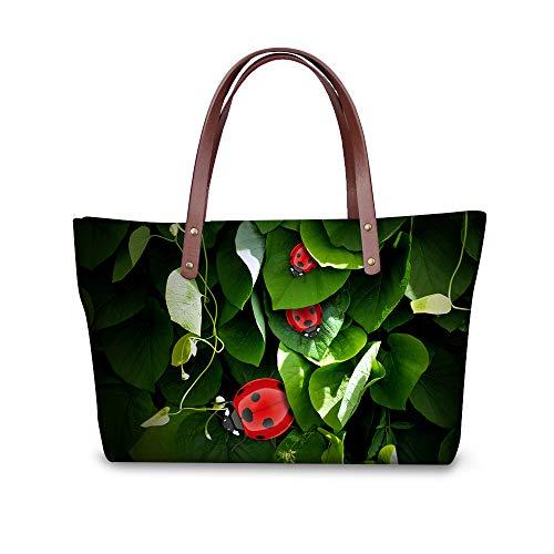 Shoulder Shopping Bag Messenger Classic Handbag Women Ladybug Showudesigns Husky Tote Bag Wq0nfggP