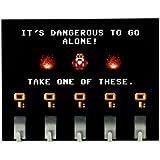 Dangerous to go alone Key Rack