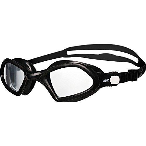 Arena SmartFit Lunettes de natation unisexe adulte Transparent / Noir