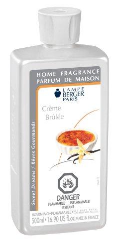 - Lampe Berger Fragrance - Crème Brulee , 500ml / 16.9 fl.oz.