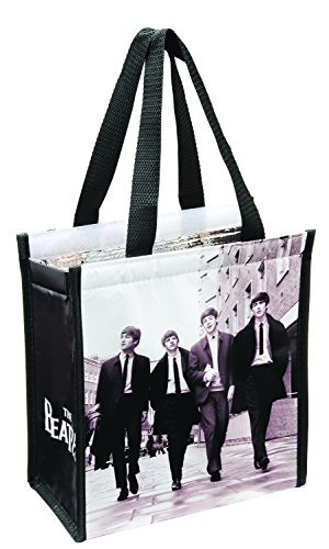 The Beatles Insulated Shopper Tote