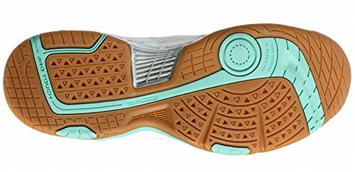W WHITE TOUCH Shoe TURQUOISE GREY Rebel Ind PRO wRHxXWnqIX