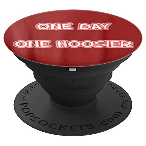 - Indiana Hoosier - PopSockets Grip and Stand for Phones and Tablets