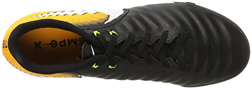 Black White Chaussures Homme Tiempox Iv Orange NIKE TF laser Noir de Ligera Football volt zv6Inwqn