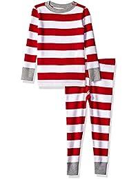Boys' Toddler Kids Organic 2-Piece Pajama