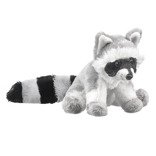 Wild Life Artist Raccoon Super Soft Plush Stuffed Animal