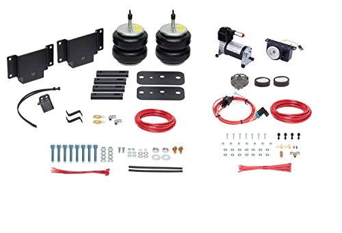 Firestone Ride-Rite 2811 All-In-One Analog Kit Incl. Air Springs Compressor Air Accessories All Components For Install All-In-One Analog Kit