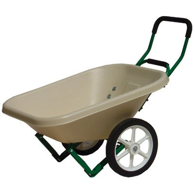 4 Cu. Ft. Loadumper Wheelbarrow by Dandux