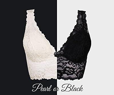 Undies Affair Women's 2 Piece Lingerie Set For Honeymoon Boudoir