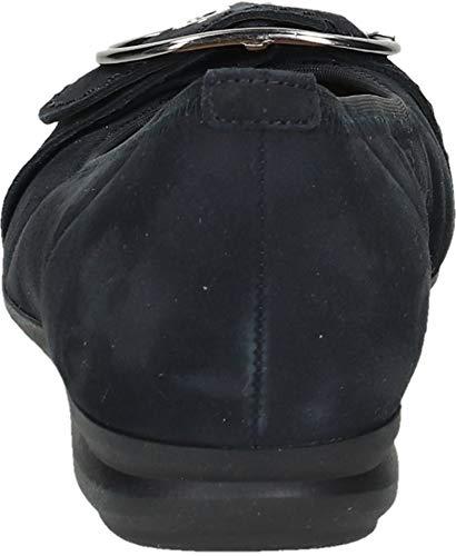 Comfort Ballerine Blu Donna Gabor 26 pazifik Sport H7zxdxnvq