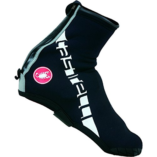 Castelli Couvre-chaussures Diluvio All-Road noir