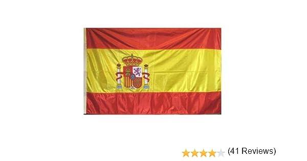 España Bandera 60x90: Amazon.es: Juguetes y juegos
