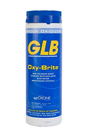 ADVANTIS TECH GLB 71416 2.2 LB Oxy-Brite Nonchlorine Shock