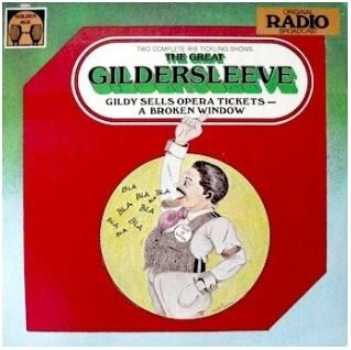 Price comparison product image The Great Gildersleeve: Two Complete Rib Tickling Shows, Gildy Sells Opera Tickets / A Broken Window (Original Radio Broadcast)