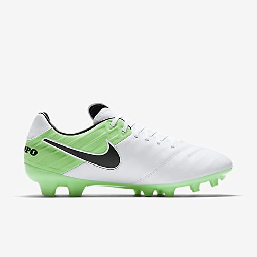 Fg electro Blanc white Nike black Homme Green De Chaussures Football Mystic Tiempo V PPxqtwfF8