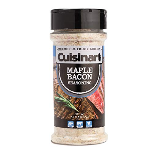 Cuisinart Maple Bacon Grilling Seasoning 7.3 Oz Shaker