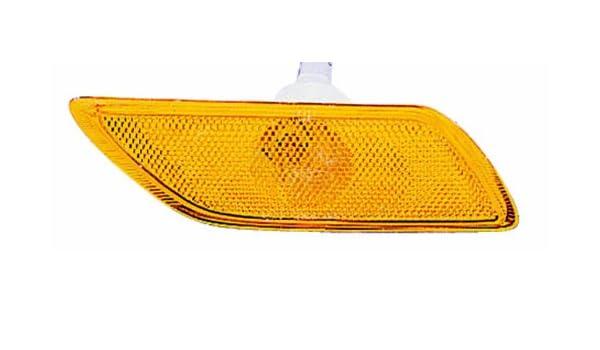 Depo 335-1401L-US Chevrolet//Pontiac Driver Side Replacement Side Marker Lamp Unit