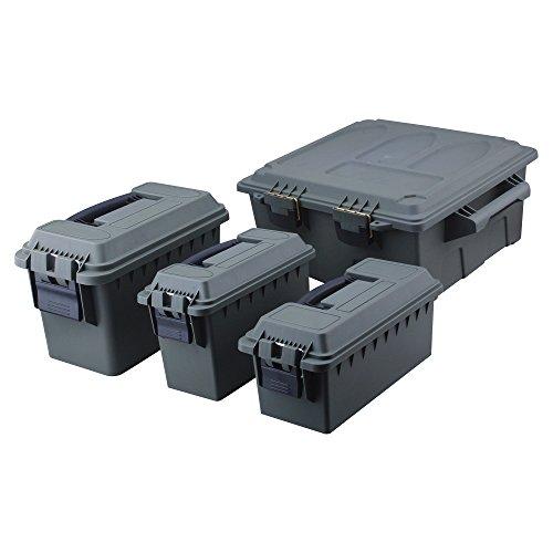 High Desert (HIGXH) 10135 High Desert 4 Pack Ammo Box Dry Storage Utility Box