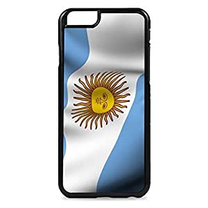 Case Fun Case Fun Flag of Argentina Style 2 Snap-on Hard Back Case Cover for Apple iPhone 6 4.7 inch