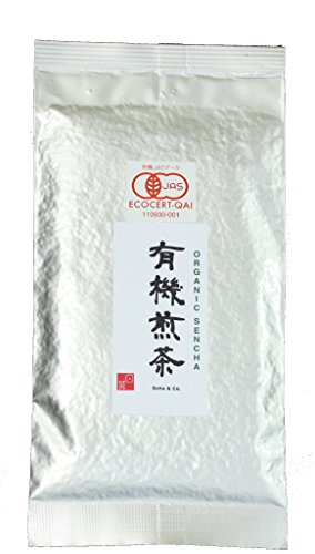 Ocha & Co. Premium Organic Japanese Sencha Loose Leaf Green Tea 100g - Leaf Green Loose