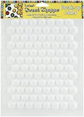Candy Making Molds-Hexagon Break-Up