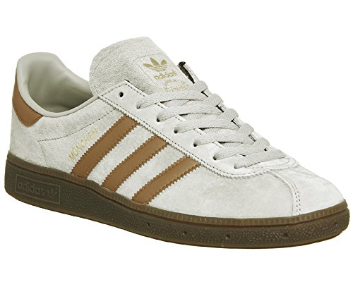 adidas Men's München Low-Top Sneakers Sesame NVMCWY9jui