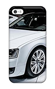 Fashionable Style Case Cover Skin For iphone 4s- Audi A8 24