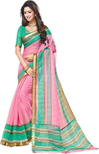 Sunaina Art Silk Printed Fashion Saree