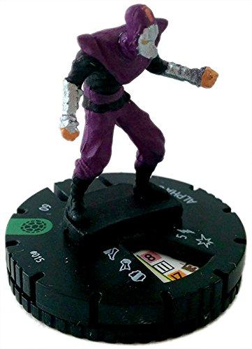 - Teenage Mutant Ninja Turtles HeroClix: Alpha One #015