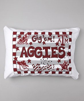Bunnies and Bows - Texas A&M University - Personalized - Bedding Texas A&m University Aggies