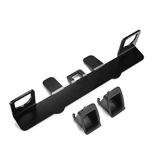 Carrfan Car Child Seat Restraint Anchor Mounting Kit for ISOFIX Belt Connector