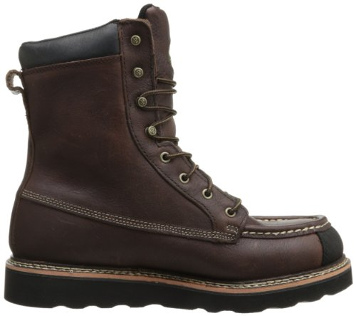 Wood N Stream Stream 6006 Flyway Boot Rosso Rovere Marrone