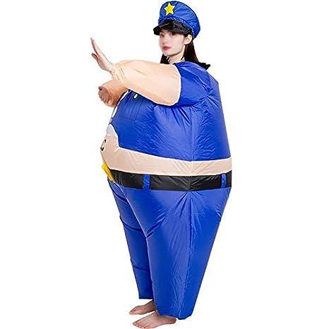 ZDNALS Disfraces inflables de Halloween Fiesta de reunión ...