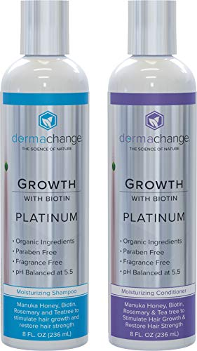 Hair Growth Organic Shampoo