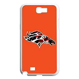 Samsung Galaxy Note 2 N7100 Phone Case Sports NFL Denvers Broncos Protective Cell Phone Cases Cover DFZ026167