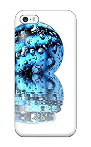 New Design Shatterproof XCsZmVj12392wYYUc Case For Iphone 5/5s (fire Water Wind Symbols D Graphic Design Amp)
