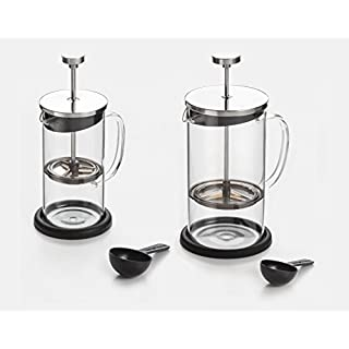 Cook Pro Inc. Coffee Plunger, Black