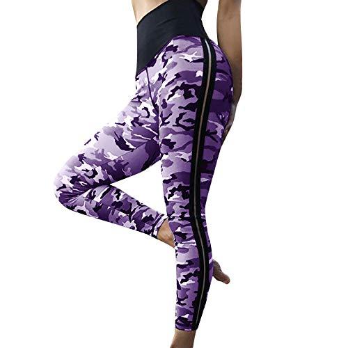AgrinTol Yoga Pants, Women's Workout Leggings Fitness Sports