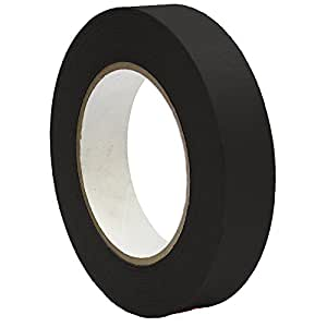 Premium Masking Tape Black 1X55 Yards