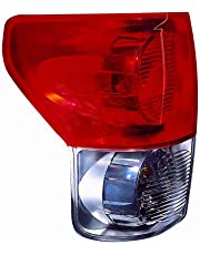 Depo 312-1984L-AS Toyota Tundra Driver Side Replacement Taillight Assembly