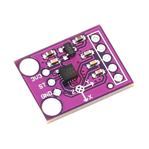3-Axis GY-61 ADXL337 Replacement ADXL335 Module Analog Output Accelerometer
