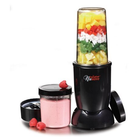 As Seen on TV NuWave Smoothie Multi Purpose Twister Mixer Blender Set