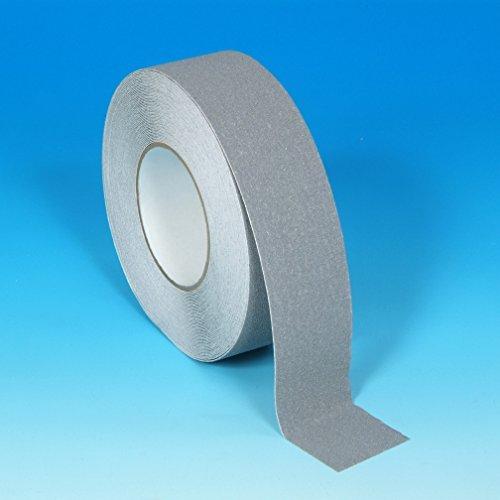 Gray Abrasive Anti Slip Tape 1''x60ft