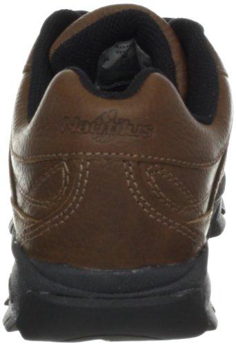 Zapato De Trabajo Nautilus Safety Footwear 1671 Para Mujer Marrón