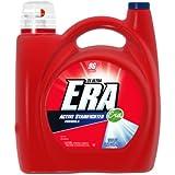Era 2x Ultra Regular Liquid Detergent 96 Loads 150 Fl Oz (Pack of 2)
