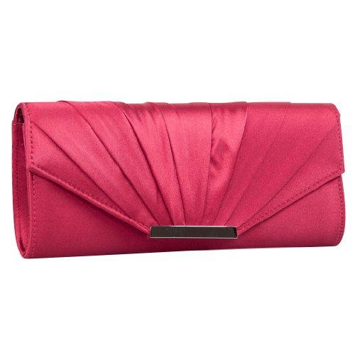Picard - Bolso de asas para mujer rojo - rojo
